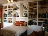 Custom Cabinetry & Shelving for Bedrooms